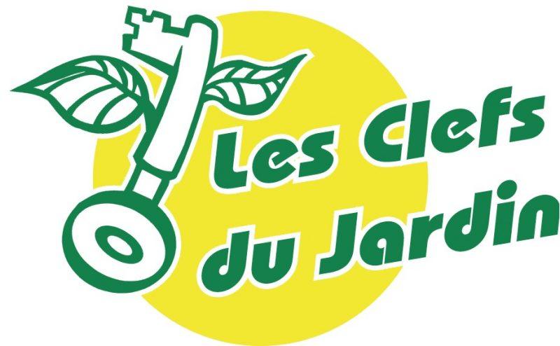 Logo les clés du jardin