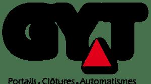 Logo GYT, portails, clotures, automatismes