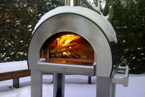 Location de fours à pizzas par Perret Paysage Tournus