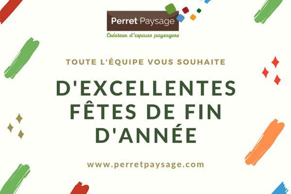 Perret Paysage - Noël 2019