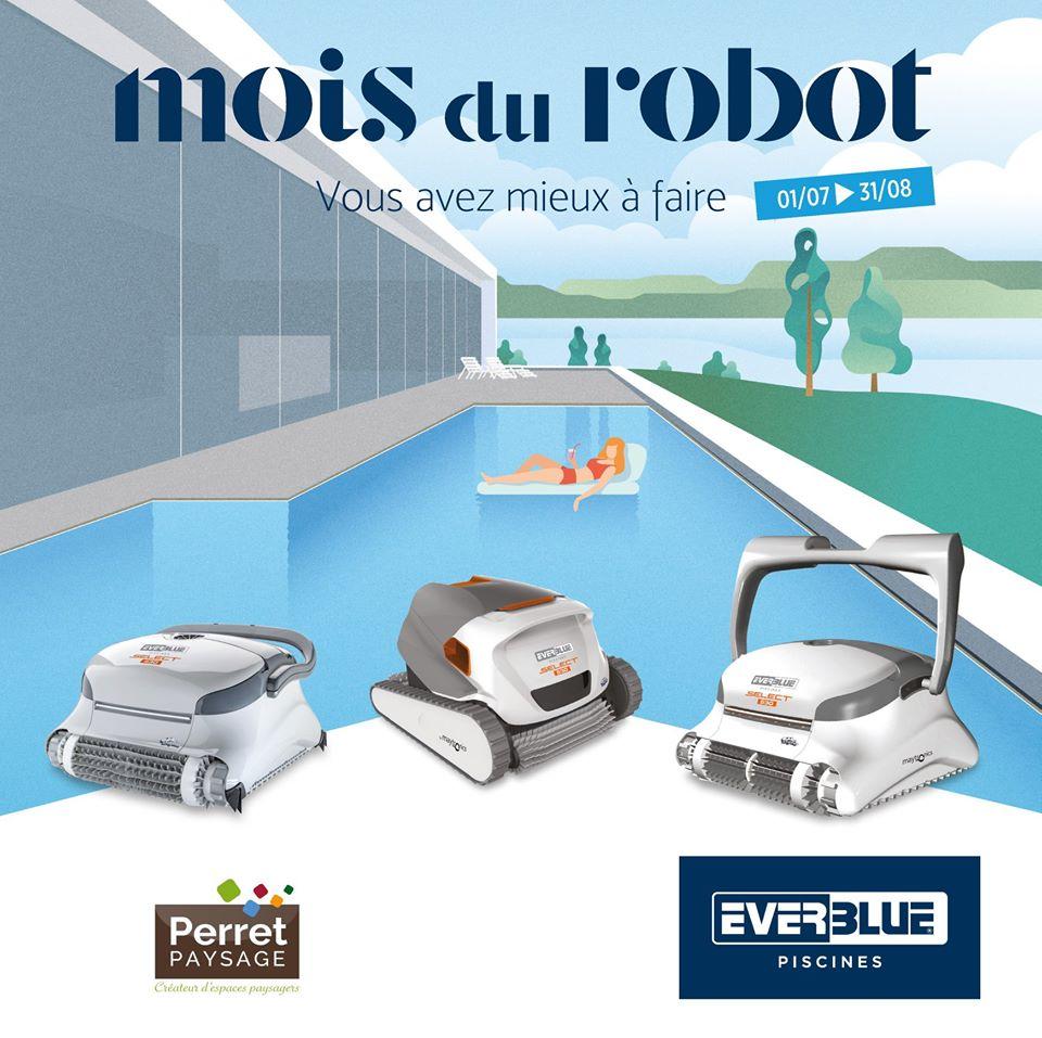 Mois du robot - Perret Paysage