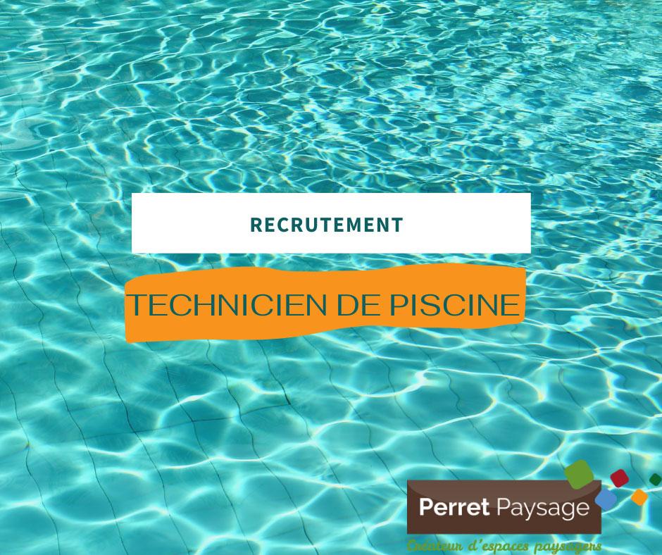Technicien Piscine
