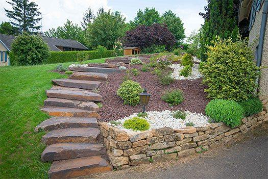 La Conception de votre jardin par Perret Paysage